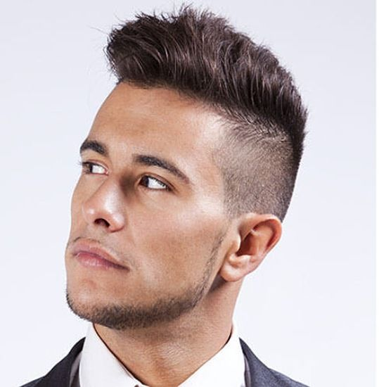 Easy Shaved Sides Hairstyles For Men 2016 Cool Funky Haircuts