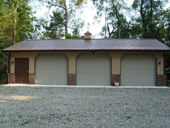 50 best pole barn ideas images on pinterest pole barn for Pole barn garage plans
