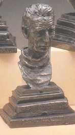 Celtic Reader: Samuel Beckett Statue