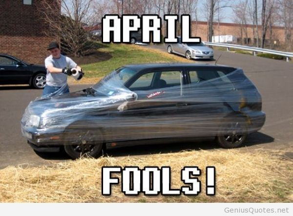April fool prank idea Best April Fools Pranks And Jokes http://justgetideas.com/best-april-fools-pranks-and-jokes/ cheap Pranks at  http://www.anrdoezrs.net/click-5388345-10486006