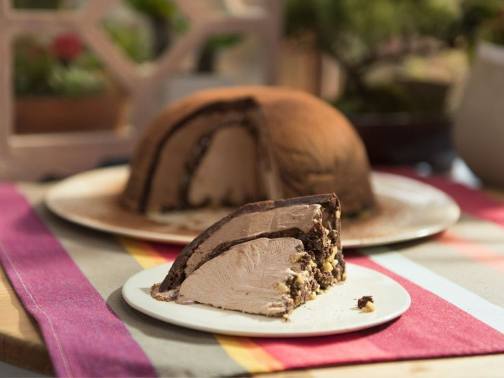 Brownie Bombe recipe from The Kitchen via Food Network