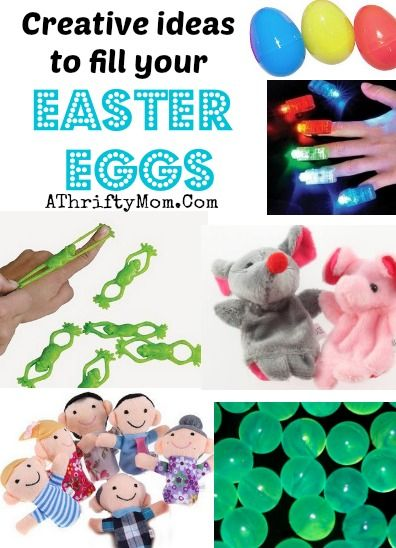 The 25 best easter egg deals ideas on pinterest recipe with creative way to fill your easter eggs with non food gift ideas easter negle Images