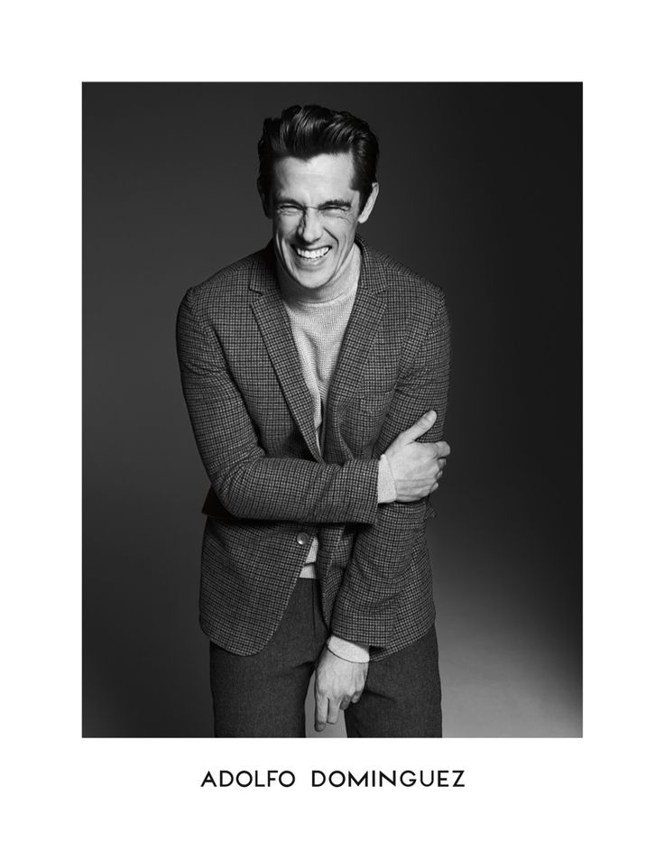12 best werner schreyer male model rah images on for Adolfo dominguez washington dc