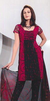 Salwar Kameez Latest Designs 2013 Patterns Neck Designs Styles Men Girls Neck Pattern: Neck Designs For Salwar Kameez