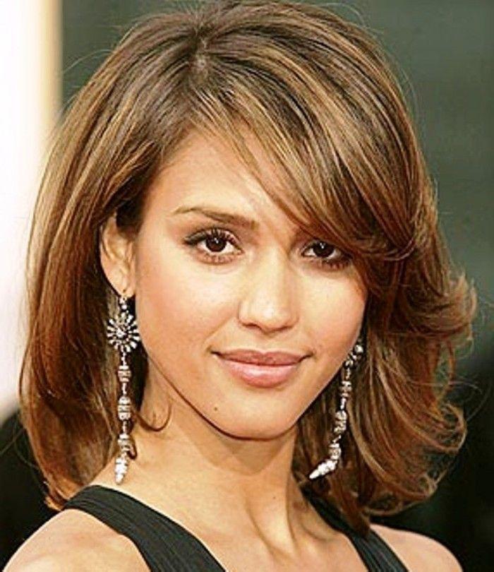 Cute Medium Length Hairstyles 16 Best Medium Hairstyles For Me Images On Pinterest  Hair Cut