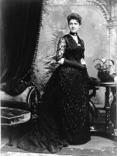Frances Folsom Cleveland Presidential Portraits American