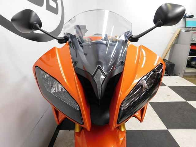 Used 2009 Yamaha YZF-R6 Motorcycles For Sale in Minnesota,MN. 2009 Yamaha YZF-R6, For more pictures and video of this motorcycle and 100s of others, CLICK HERE to view the rest of our inventory! This 2009 Yamaha YZF R6 is in excellent condition with only 6,175 miles on it! This beautiful sport bike is very clean looking though it shows signs that it has been tipped over on the left side which scraped up the engine cover, lever and middle fairing as well as putting a couple of small cracks on…