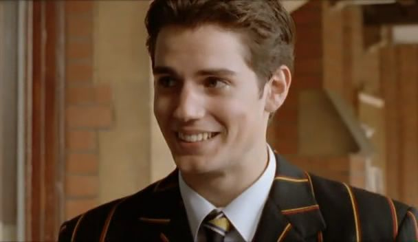 """Henry Cavill as Chas Quilter in the Inspector Lynley Mysteries episode """"Well Schooled in Murder"""""""