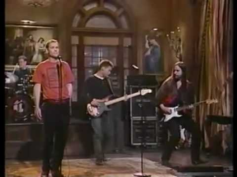 The Tragically Hip - Nautical Disaster on SNL