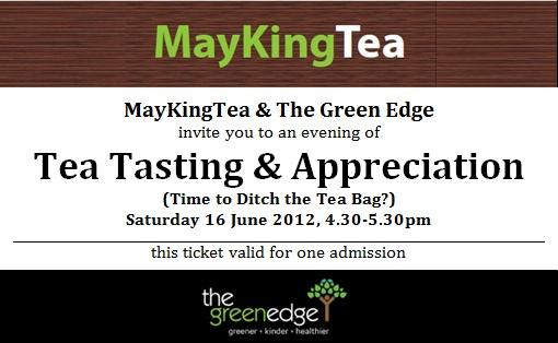 MayKing Tea Tasting and Appreciation