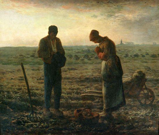 L'Angeleus de Jean-François Millet