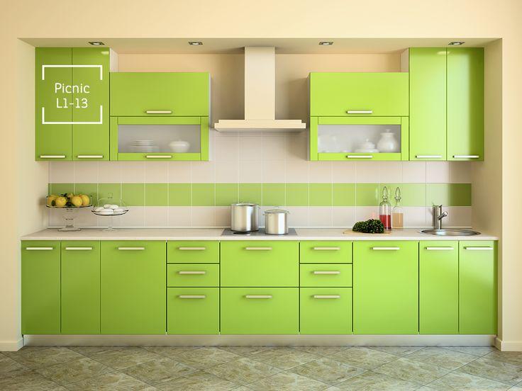 Deja que tu cocina sea una expresión de tu originalidad y buen gusto.
