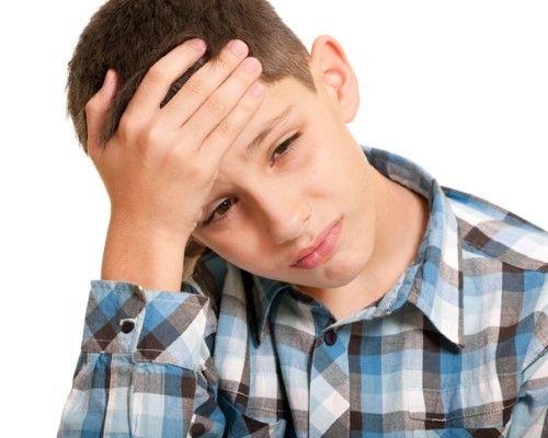 Consejos para erradicar el estrés en los niños