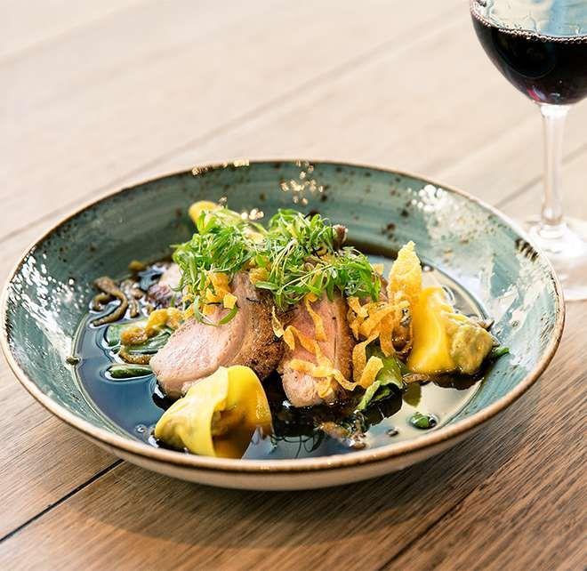 Melbourne - Olsen Hotel restaurant