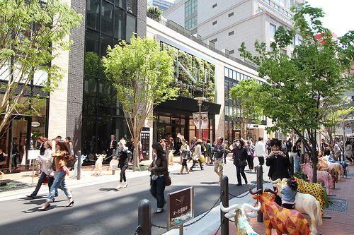 ゆったりショッピングを楽しめるNU chayamachi。大阪・梅田近くの茶屋町のおすすめスポット