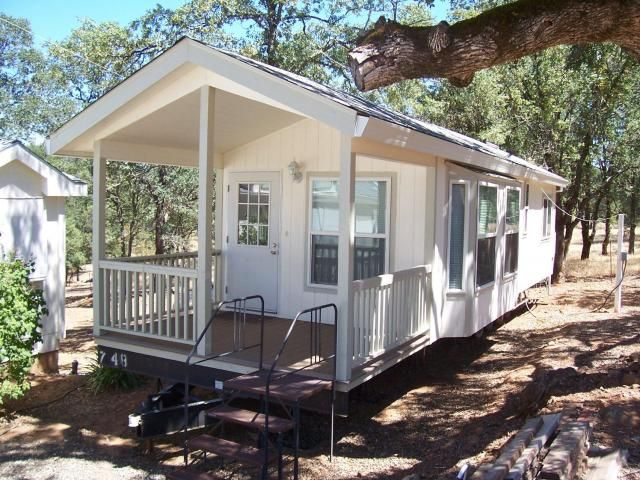 Luxury park model homes for sale