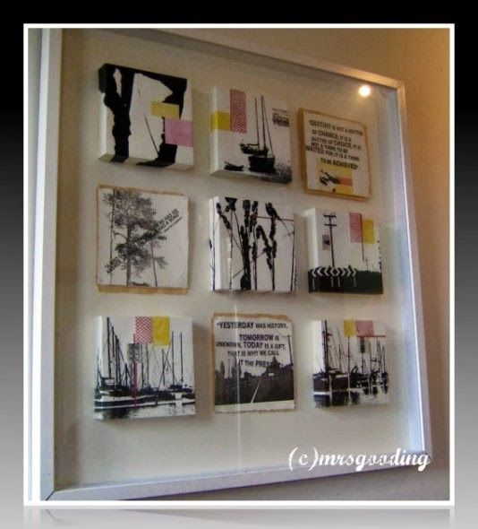 frame ideas multiple art in one - Google Search
