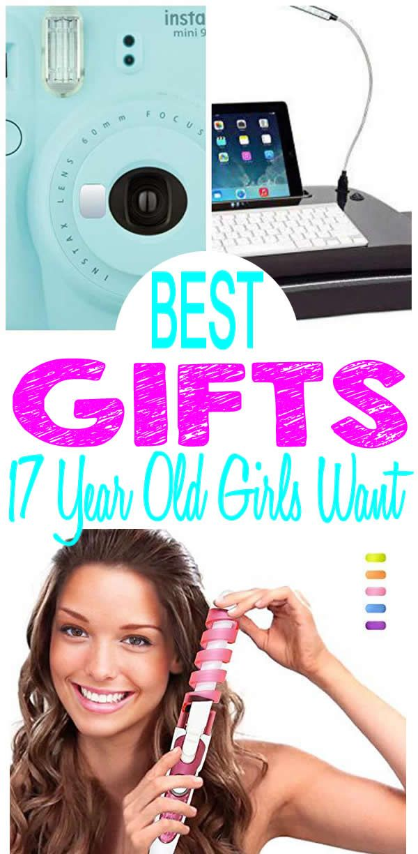 Check Out The Coolest 17 Year Old Girls Gifts Popular And Trendy Presents That Any Will Want For Her 17th Birthday