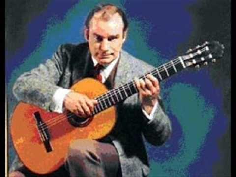 Mallorca written by Isaac Albeniz performed by Julian Bream