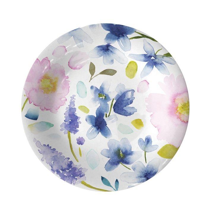 Bluebellgray Florrie Set Of 4 Side Tea Plates