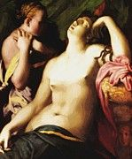 "New artwork for sale! - "" Death Of Cleopatra 1525 by Fiorentino Rosso "" - http://ift.tt/2A3U4Rq"