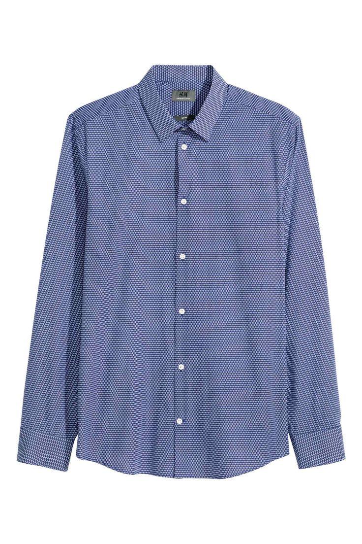 H&M Shirt in premium cotton PREMIUM QUALITY