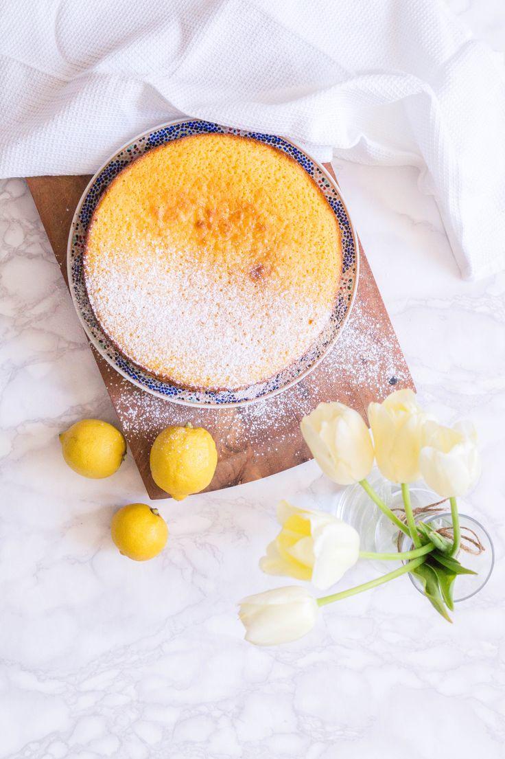 PRIMETIME CHAOS - Easy and quick LEMON CAKE recipe!