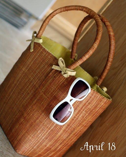 love basket purses! #handbags #clutches
