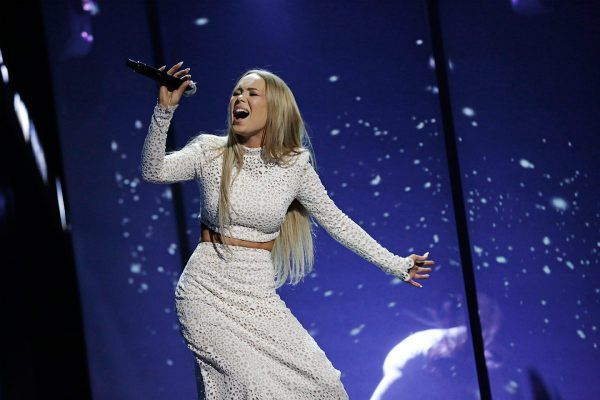 Agnete will sing for Norway in Stockholm
