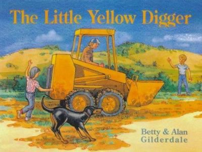 When little yellow digger gets stuck in the mud, a range of bigger diggers are sent to finish the job. Suggested level: preschool, junior.