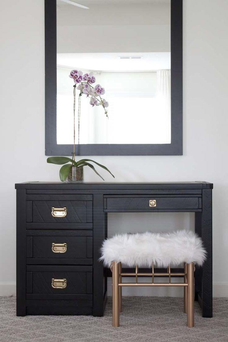 Best 20+ Desk makeover ideas on Pinterest | Desk redo, Repurposed ...