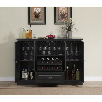 found it at wayfair styward bar cabinet with wine storage