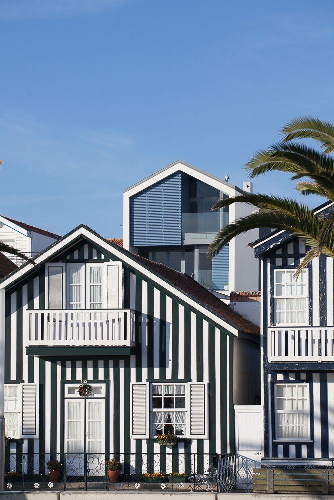 Bela Vista House, Costa Nova, Portugal
