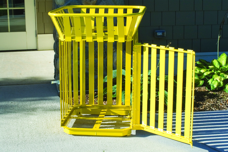 17 best images about waste recycling receptacles by for Best out of waste products