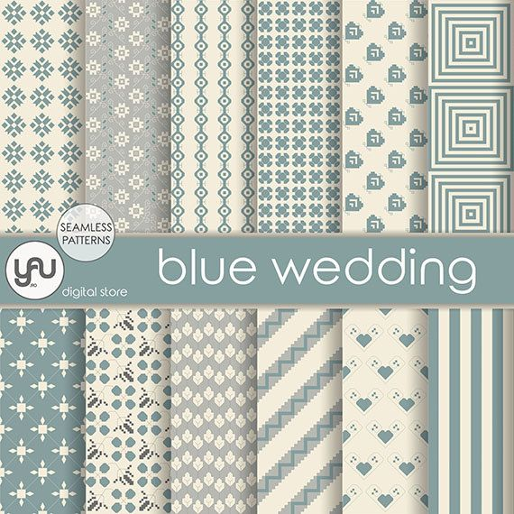 "Wedding digital paper: ""BLUE WEDDING"" with blue wedding digital seamless patterns, blue invitation, wedding scrapbook paper for scrapbooking #Craft #Supplies #Scrapbooking  #Paper #wedding #digital #scrapbook #blue #ivory #seamless #pattern #invitation #geometric #background #ScrapbookingPaper #weddingdigital #weddingpaper #weddingdigitalpaper #weddingscrapbook #scrapbookpaper #bluewedding #seamlesspattern #blueinvitation #geometricpattern #weddinginvitation #weddingbackground…"
