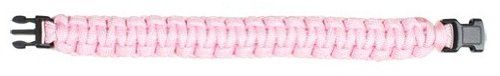 Ultimate Arms Gear Hot Neon Pink 8 inch Medium Tactical Military Survival Parachute Utility Paracord ParaCord 7 Strand Bracelet w Buckle -- Read more  at the image link. (This is an Amazon affiliate link and I receive a commission for the sales and I receive a commission for the sales)