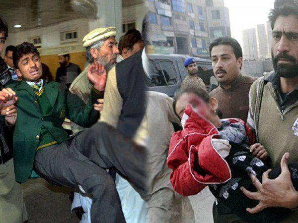 سانحہ پشاور کا ذمہ دار سکول کا لیب اسسٹنٹ تھا ، روزنامہ اُردو پوائنٹ