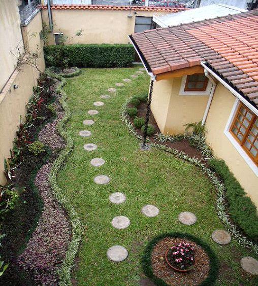 Paisagismo e jardinagem residencial pesquisa google for Google banco exterior