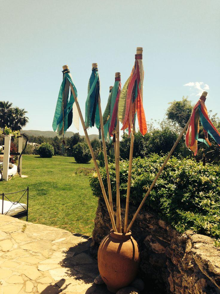 Ibiza Flags Ideeen Om Zelf Te Maken Pinterest Flags