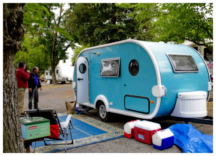 Little RV T da. 14 best Camping   Vacation Ideas images on Pinterest   Guest