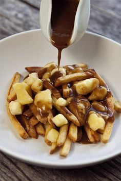 how to make the best fries for poutine