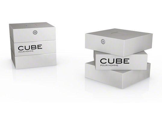 Cube Pour Homme Parfum by Mike Flache