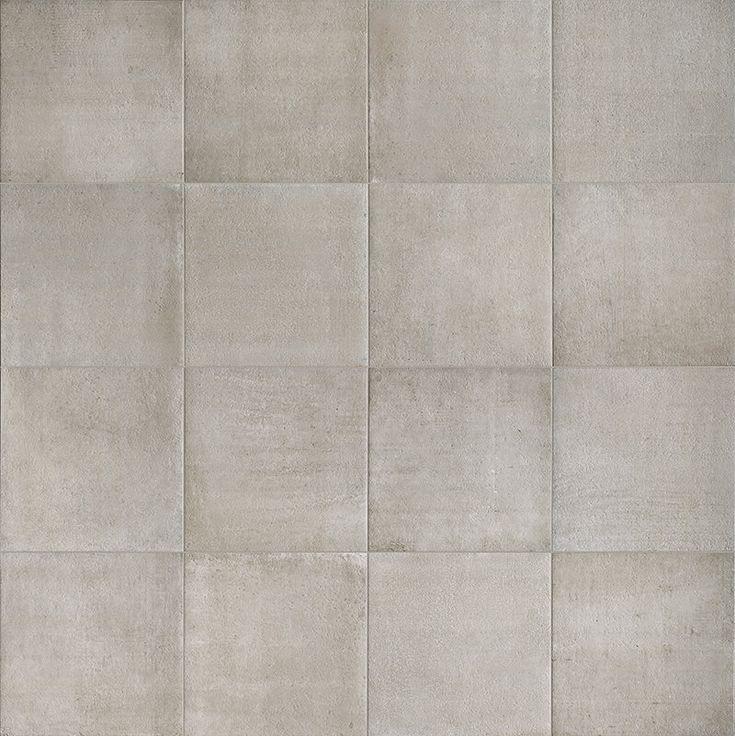 Stoere beton look tegels beton look tegels pinterest tegels populair en showrooms - Badkamer tegel cement ...