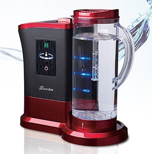 lourdes hydrogen water machine