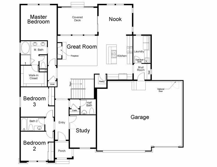 169 best ivory homes floor plans images on pinterest | ivory, floor