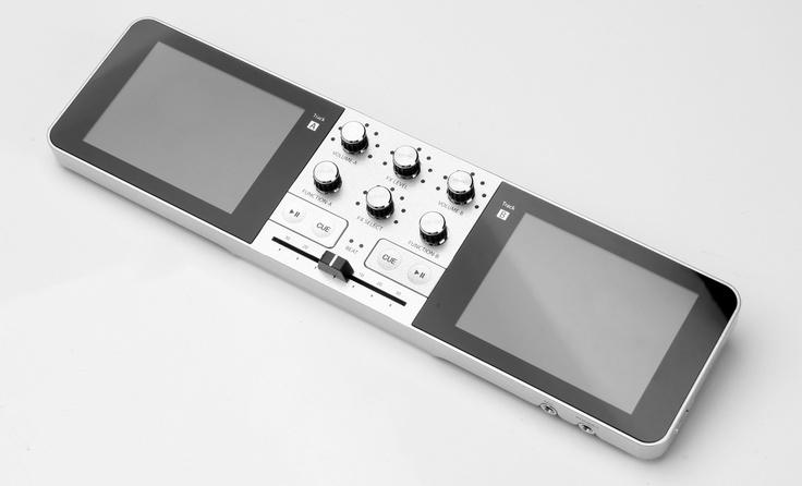 PDJ - Portable DJ Pad