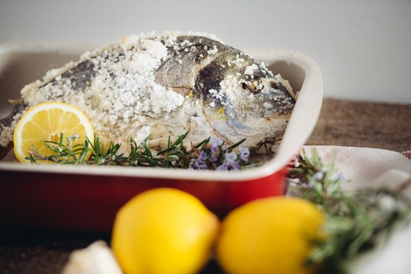 orata-sotto-sale-6 #recipe #fish #food #healthy
