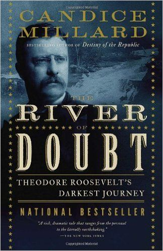 Again, I am amazed by Theodore Roosevelt. There were a few things in this book that I didn't care to know so much about, but the story of this very dark and dangerous expedition was incredible. He was definitely one of a kind. Great read.