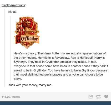 """When they really got down to some solid metaphors. 