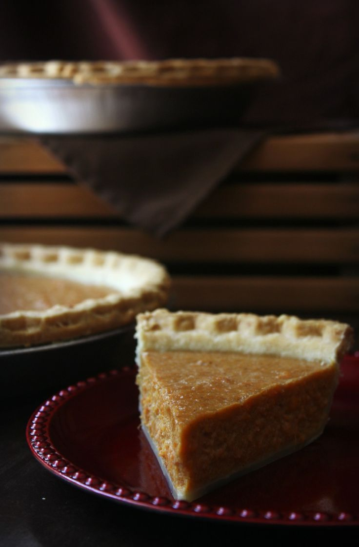 This Sweet Potato Pie is spiced with cinnamon and nutmeg with hints of vanilla…